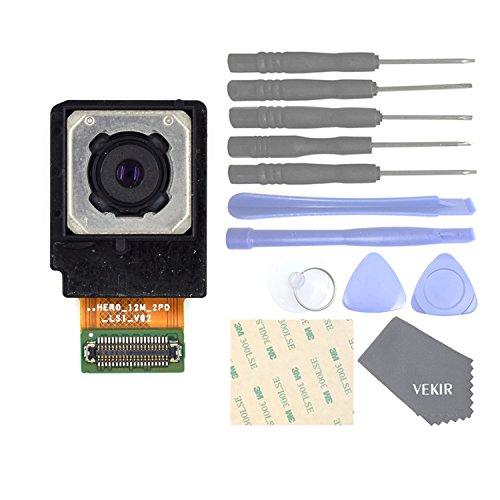 VEKIR Handys Ersatzteile für Samsung Galaxy S7 Edge G935F G935FD G935W8 G9350 Hauptkamera[Focus Function](F Version)