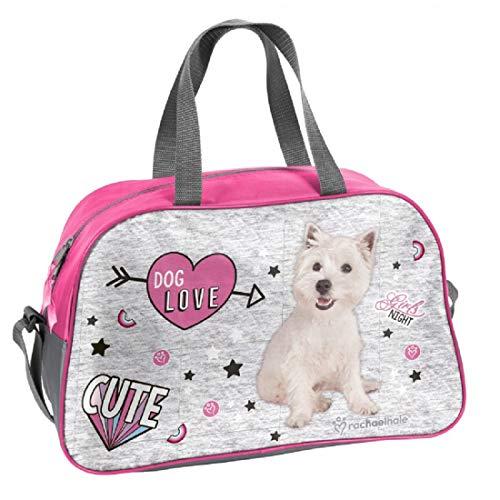 Ragusa-Trade Studio Pets - katje of honden puppy sporttas reistas met lief motief voor jongens en meisjes, 40 x 25 x 13 cm