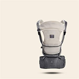 BYFI8F Hipseat Born Prevent O-Type Legs 6 in 1 Carry Style Loading Bear 20Kg Ergonomic Baby Carriers Kid Sling