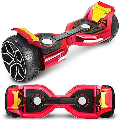 cho Off Road Hoverboard for Adults Kids Self Balancing Scooter All Terrain Hover...