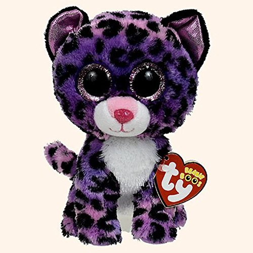 Ty Beanie Boos Jewel - Leopard (Justice Exclusive)
