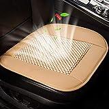 Ylyh Cojín de Ventilación Eléctrico Cojín Universal Cojín Térmico Cojín Antiescaras Adecuado para Automóviles, Oficinas, Sillas de Ruedas