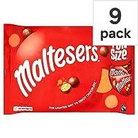 [Mars ] Maltesers Funsize Miniを9パック195グラム - Maltesers Funsize Minis 9 Pack 195G [並行輸入品]