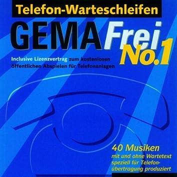 Telefon-Warteschleifen (Gema-Frei)