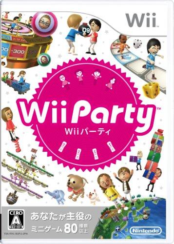 Wiiパーティー