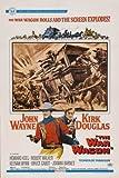 THE WAR WAGON - JOHN WAYNE KIRK DOUGLAS     Import