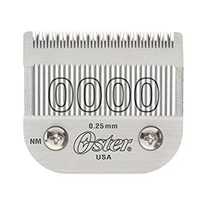Oster 1/4 mm 0000 Size 76918-016 Blade