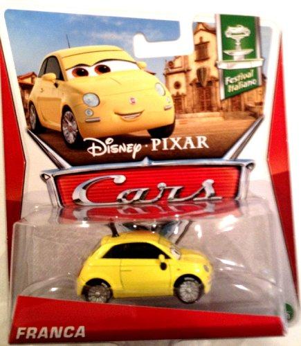 Disney Pixar Cars Franca (Festival Italiano Series)