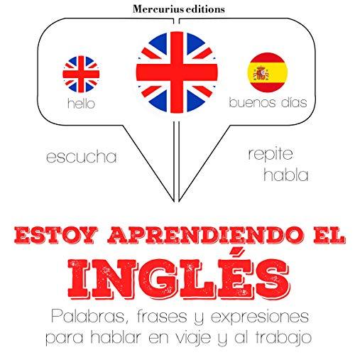 Diseño de la portada del título Estoy aprendiendo el inglés