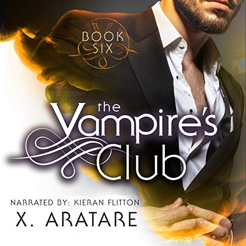 The Vampire's Club, Book 6  By  cover art