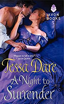 A Night to Surrender (spindle cove Book 1) by [Tessa Dare]