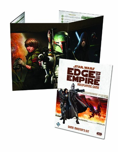 Star Wars - Edge of the Empire RPG Game Master's Kit