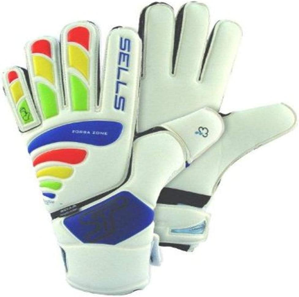 Sells Total Contact Aqua Gloves Flat Goalkeeper Surprise price Palm Department store
