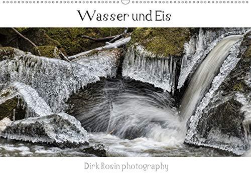 Wasser ud Eis (Wandkalender 2021 DIN A2 quer)