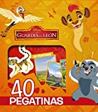 La guardia del león. 40 Pegatinas Disney (Hachette Infantil - Disney - Prescolar)