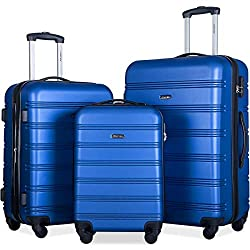 1 Best Selling Carry-On  Rockland Melbourne 20-Inch Expandable Abs Carry-On  Luggage 07411ff81c98b