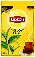 Lipton Yellow Label Dökme Çay, 1000G