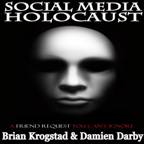 Social Media Holocaust audiobook cover art