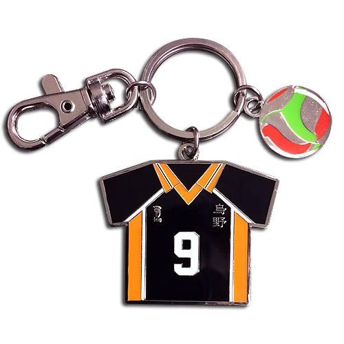 Bright Orange Rouge Nendoroid Tobio Kageyama With The Best Service Jersey Ver