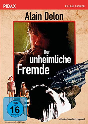 Der unheimliche Fremde (Attention, les enfants regardent) / Spannender Psychothriller mit Alain Delon (Pidax Film-Klassiker)