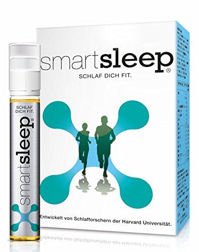 smartsleep® 8er-Packung I Von Schlafforschern entwickelt I Beschleunigt die Erholung im Schlaf für weniger Müdigkeit und mehr Leistung am Tag!
