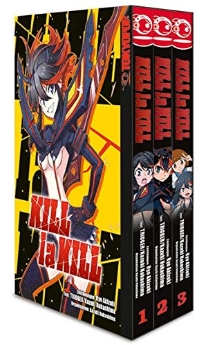 Kill la Kill Box: Band 1-3 im Schuber
