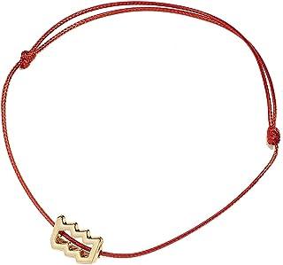 سلسلة حمراء سوار كوكبة الذهب سوار الدلو أساور النجمية مجوهرات هدايا للنساء الرجال الأزواج الأسرة الصداقة أفضل صديق