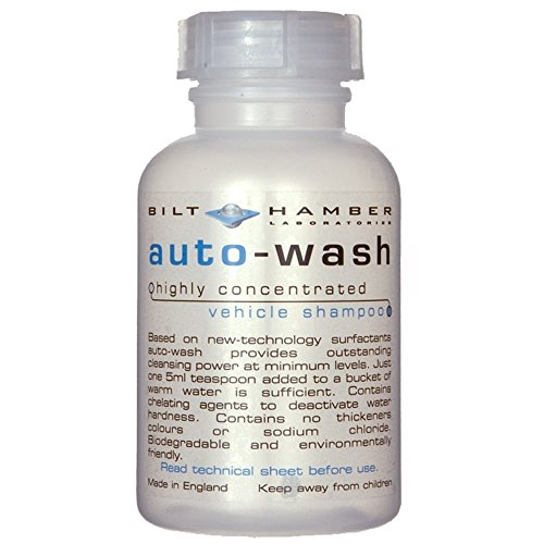 Bilt Hamber Auto Wash Car Shampoo (300ml)