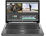 HP EliteBook 8560W 2.ª generación Core i7 500GB HDD 8GB RAM NVIDIA K1000M Full HD