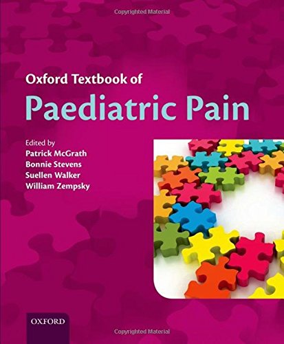 Oxford Textbook of Paediatric Pain (Oxford Textbook in Anaesthesia)