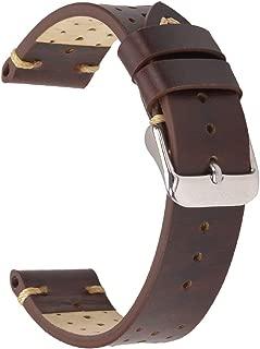 oris leather watch band