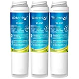 Waterdrop GSWF Refrigerator Water Filter, Compatible with GE GSWF Smart Water 238C2334P001, Kenmore 46-9914, 469914, 9914, Pack of 3
