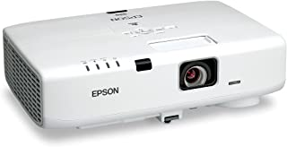 Epson PowerLite D6155W Widescreen Business Projector (WXGA Resolution 1280x800) (V11H396020) (Certified Refurbished)