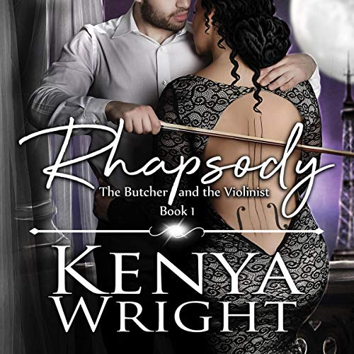Rhapsody Audiobook By Kenya Wright cover art