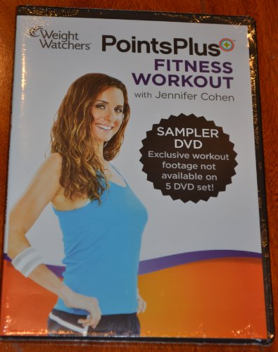 Weight Watchers 2013 360 Program Points Plus Sampler Fitness Workout Video DVD Sealed by Weight Watchers