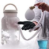 Steve Spangler's Boo Bubbles - Dry Ice Smoke Bubbles Science Experiment Kit for Kids and Classroom