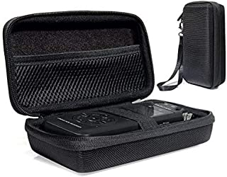 Professional Portable Recorder Case for Tascam DR-05, DR-40, DR-100MKII Music Recorder with mesh pocket cable, outdoor Mic...