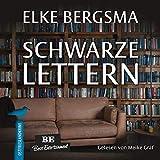 Schwarze Lettern. Ostfrieslandkrimi