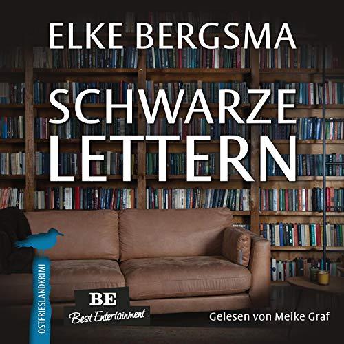 Schwarze Lettern. Ostfrieslandkrimi Titelbild