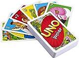 Mattel 52456  – UNO Junior Kartenspiel - 3