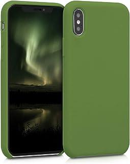 cb95a1cea21 kwmobile Funda para Apple iPhone X - Carcasa de [TPU] para teléfono móvil -