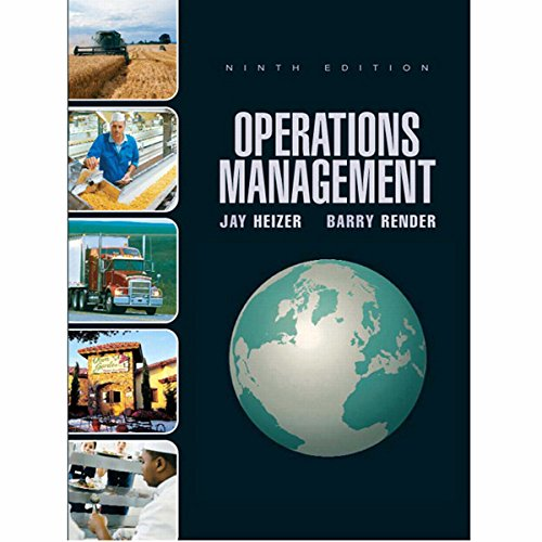 VangoNotes for Operations Management, Flexible Version, 9/e  By  cover art