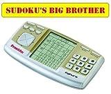 Franklin - Kakuro Puzzle Electronic Pocket Game - More Fun & Challenging Than Sudoku