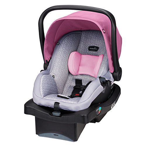 Review Evenflo LiteMax 35 Infant Car Seat, Easy to Install, Versatile & Convenient, Meets or Exceeds...