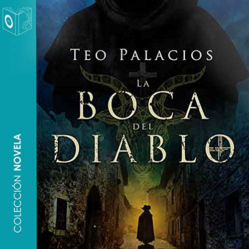 La boca del diablo [The Mouth of the Devil] audiobook cover art