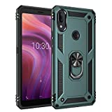 Rugged Armor Case for Alcatel 3v (2019) Shockproof and