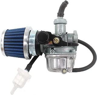 KD AIR Sport Filter 1987 To 2018 AISEN Luftfilter passend f/ür Yamaha TRAILWAY TW200 TW 200