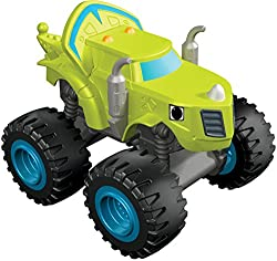 Fisher-Price Nickelodeon Blaze & the Monster Machines, Zeg