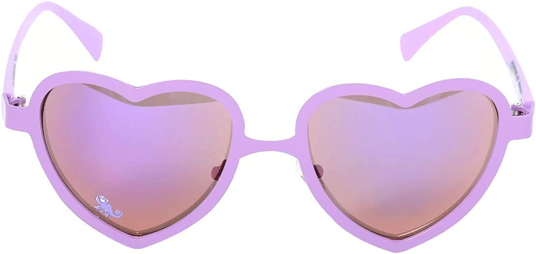 Tangled Disney Max 44% OFF Purple Shaped Sunglasses Nashville-Davidson Mall Heart