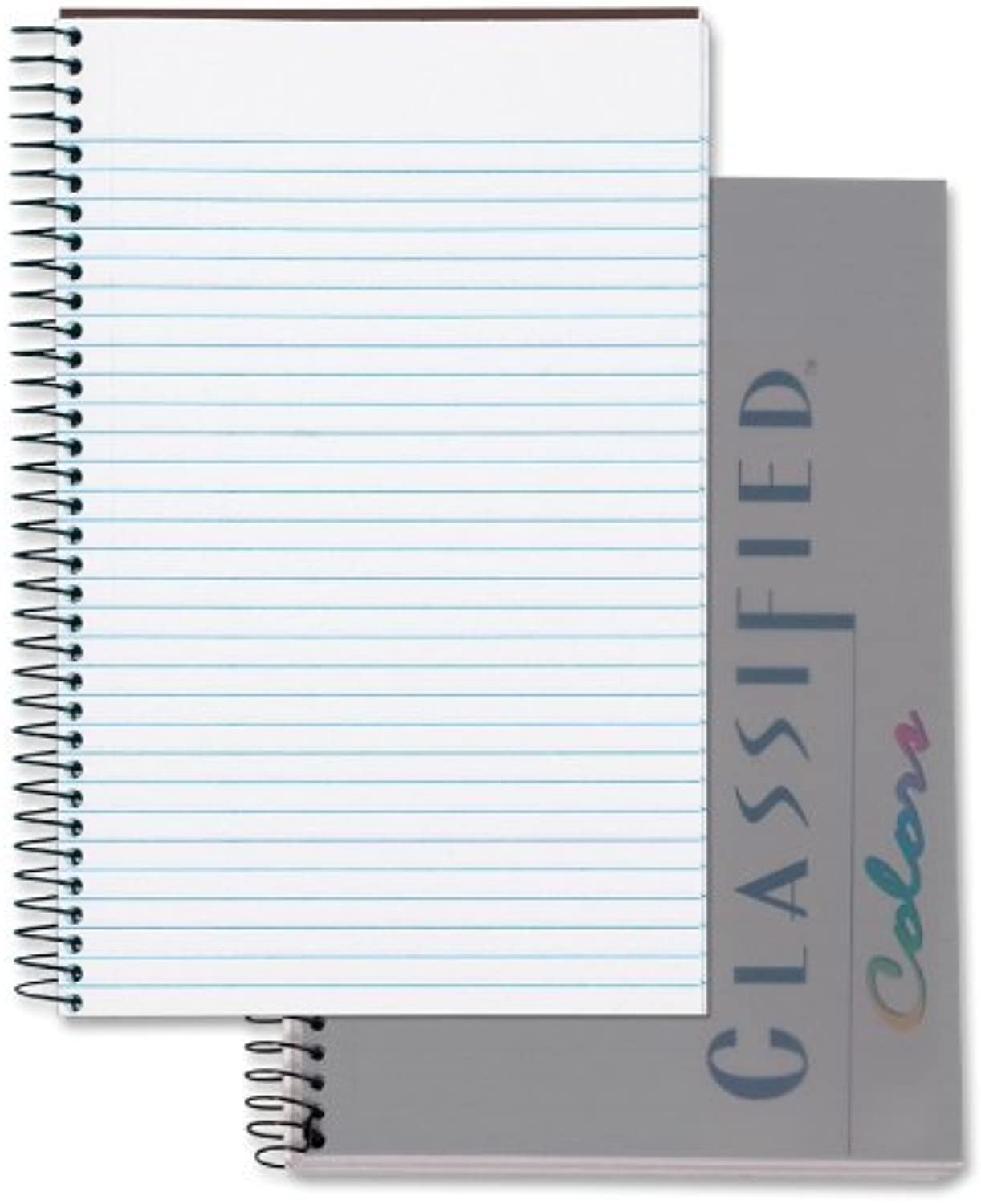 Classified Graphite Cover Notebook by Tops